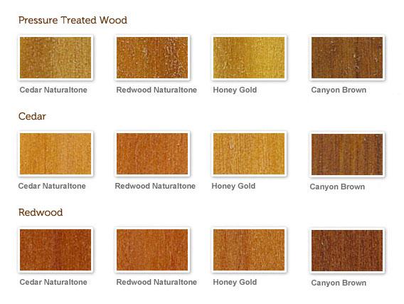Olympic Maximum Toner Waterproofing Sealant Color Options