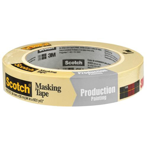 "3M 2020 Painters Tape - Masking - 1"" - Case - CHOOSE WIDTH"