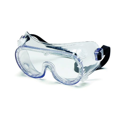 Crews Safety Goggles 2235R Anti-Fog Coating