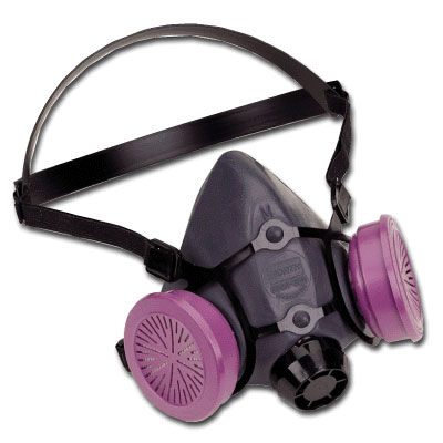 North 5500 Respirator - Half Mask Respirator - Honeywell
