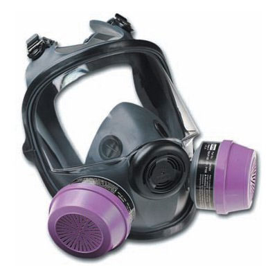 North 54001 Full Face Respirator - Protection - Honeywell Safety