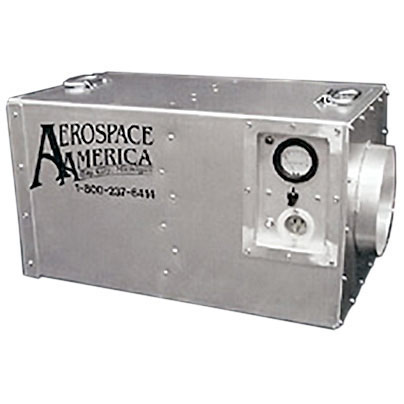 Aerospace America Aeroclean 500 Mag Air Scrubber - w/ HEPA Filter
