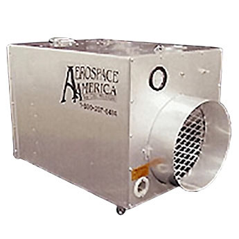 Aerospace America Aeroclean 600 Mag Air Scrubber - w/ HEPA Filter