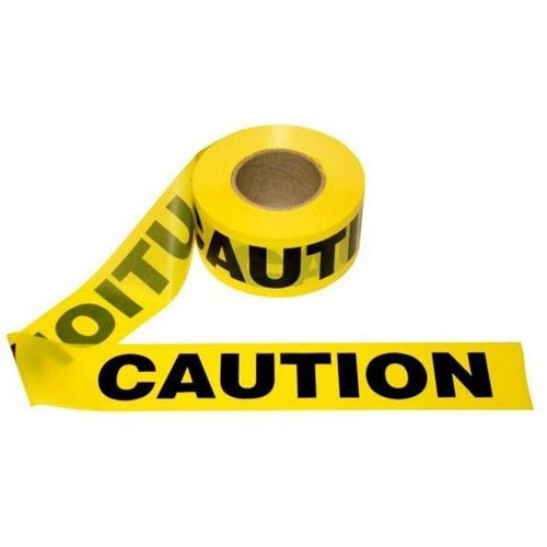 "Barricade ""Caution"" Banner Tape"