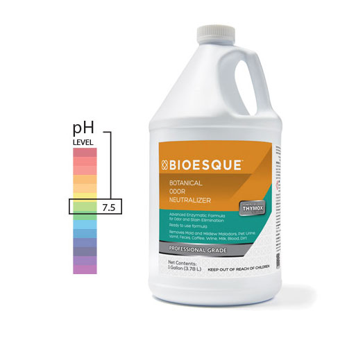 Bioesque Botanical Odor Neutralizer, Powered by Thymox, 1 Gallon