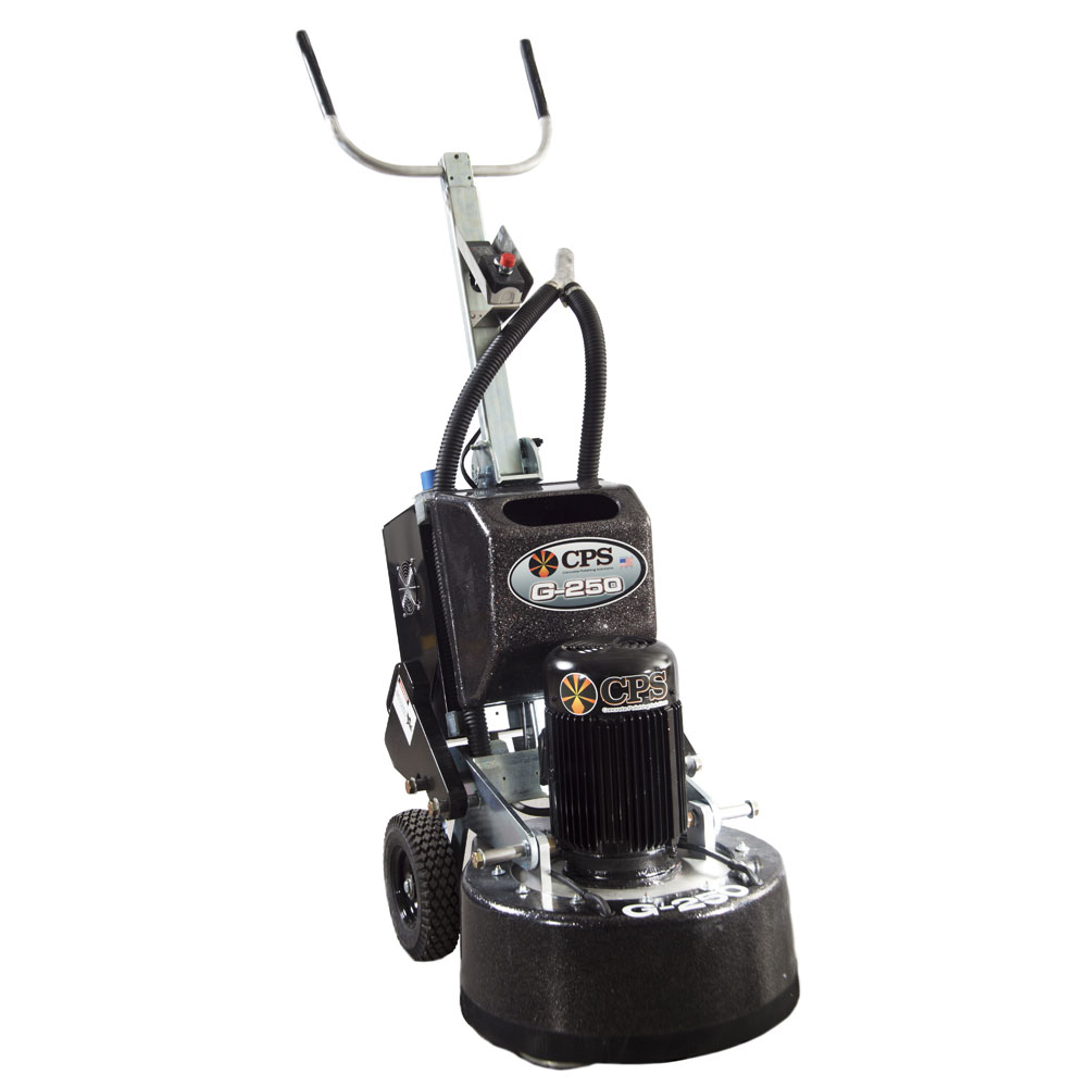 CPS G-250 Concrete Grinder -Surface Prep - Electric
