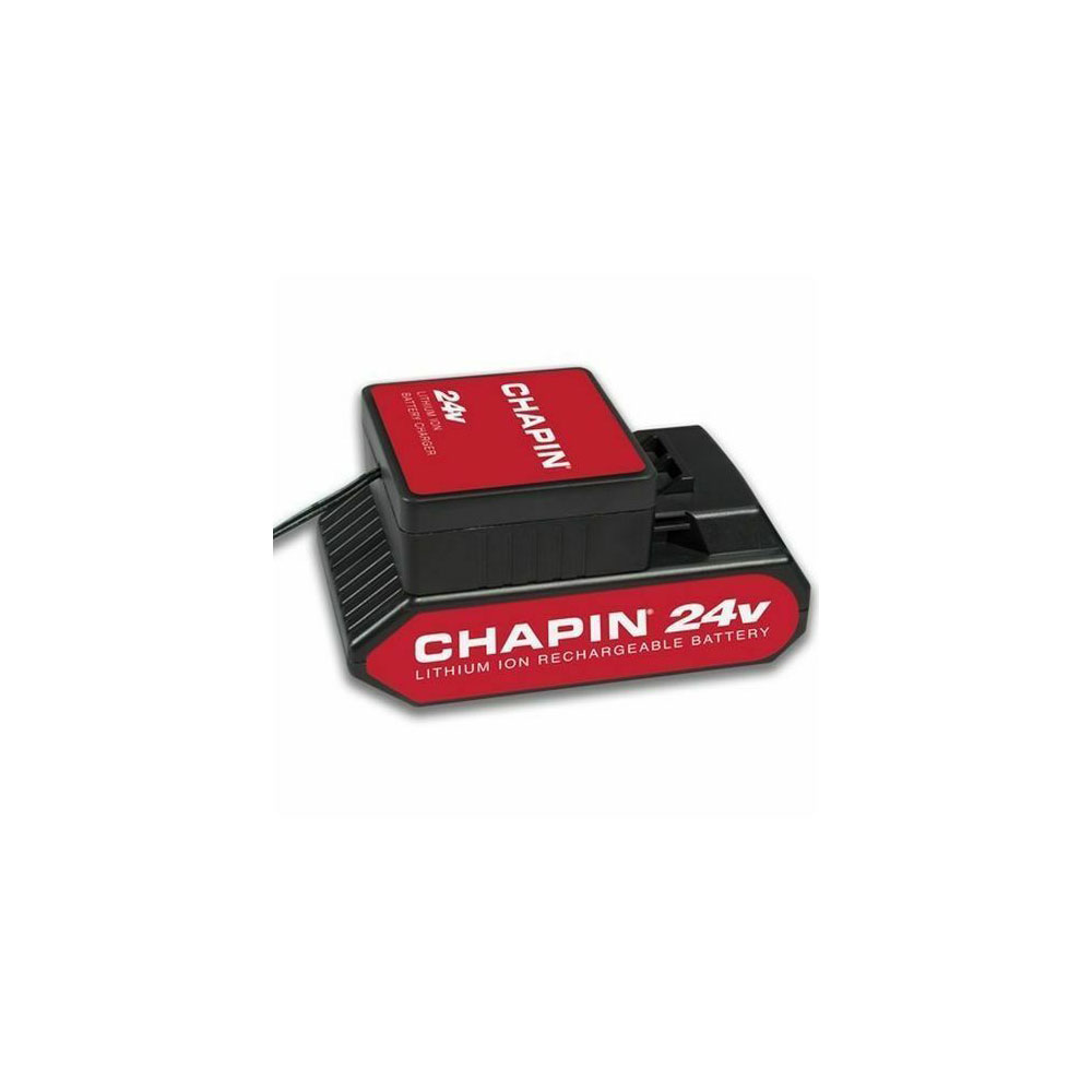 Chapin 6-8238 24-Volt Lithium-Ion Replacement Battery and Charger