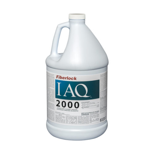 Fiberlock IAQ 2000 Mold Disinfectant - 1 Gallon