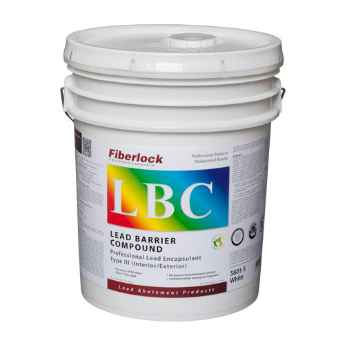 Fiberlock LBC - Lead Barrier Compound - Paint Encapsulation - 5g