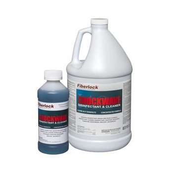 Fiberlock Shockwave Mold Disinfectant Cleaner