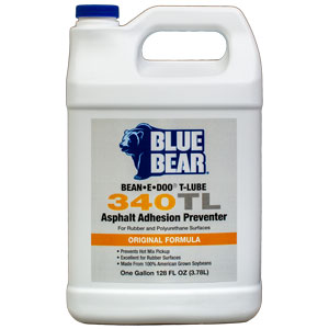 Blue Bear 340TL Asphalt Adhesion Preventer - T Lube - Gallon