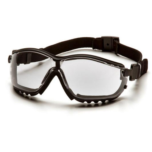 Pyramex V2G Clear Anti-Fog Lends Safety Glasses - Pack of 5