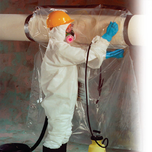 "Grayling Asbestos Glove Bags - Avail Extended Run 60"" x 72"""