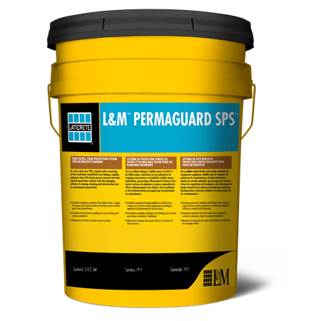 Laticrete L&M PermaGuard SPS - Surface Protection System - 5 Gallons