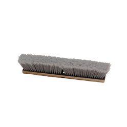 359 Push Broom Head - Solvent Resistant - Replacement - 24""