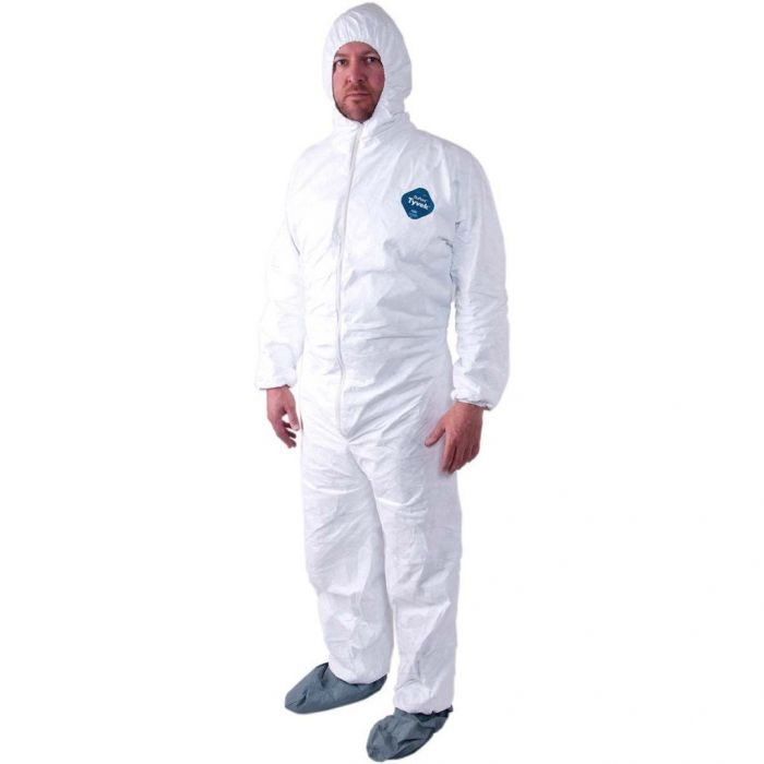 Malt ProMax II 1540 - Disposable Paint Suit - Case of 25 - 2XL