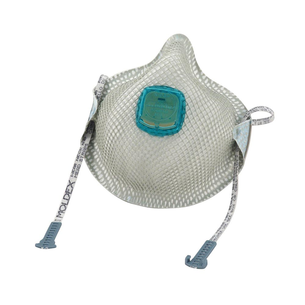 Moldex N100 Particulate Respirator Mask - Box of 5