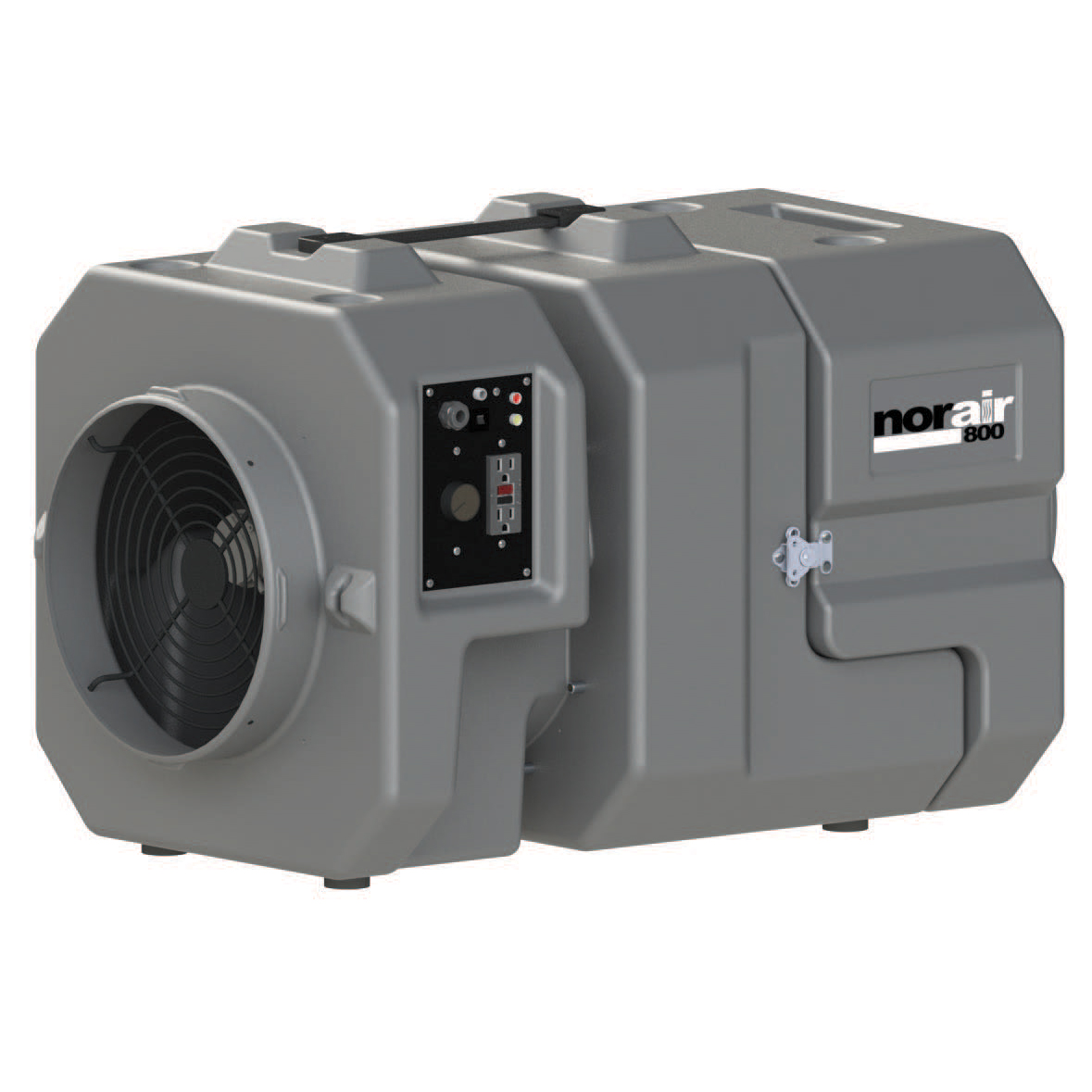 NorAir 800 - Air Scrubber - Smoke Eater - Negative Air Machine