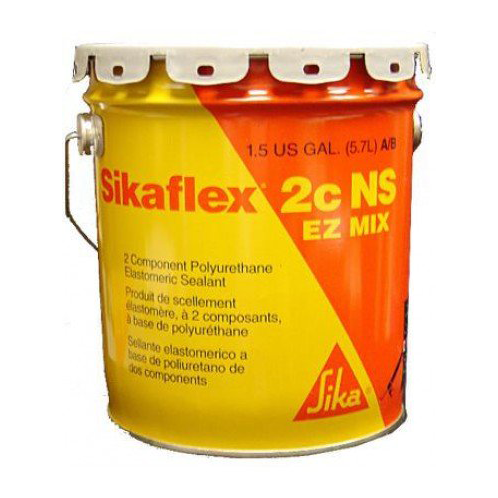 Sika Sikaflex 2C NS EZ Mix Limestone, 1.5gal - Case of 10