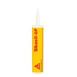 Sika Sikasil GP Elastomeric Caulk - TUBE OR CASE