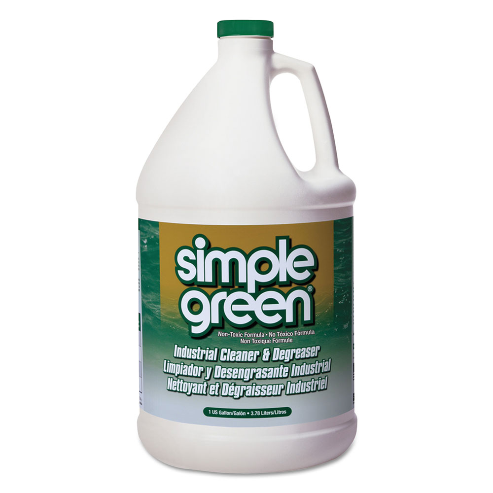 Simple Green Industrial Cleaner & Degreaser, Biodegradable & Non-Toxic, 1 Gallon, 1300