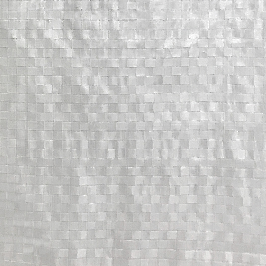 6 Mil Woven Reinforced Polyethylene - Opaque/Clear - 10' x 100'