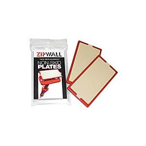 ZipWall - Non-Skid Plate - Dust Barrier System - 2 Pack