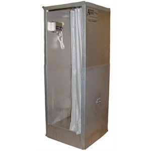 aerospace portable shower
