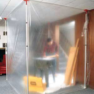 ZipWall & Containment Rooms