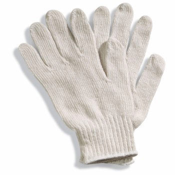 West Chester Cotton String Knit Gloves 708S (dozen)