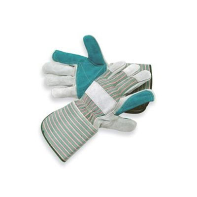 West Chester Double Palm Leather Gloves 500DP (dozen)