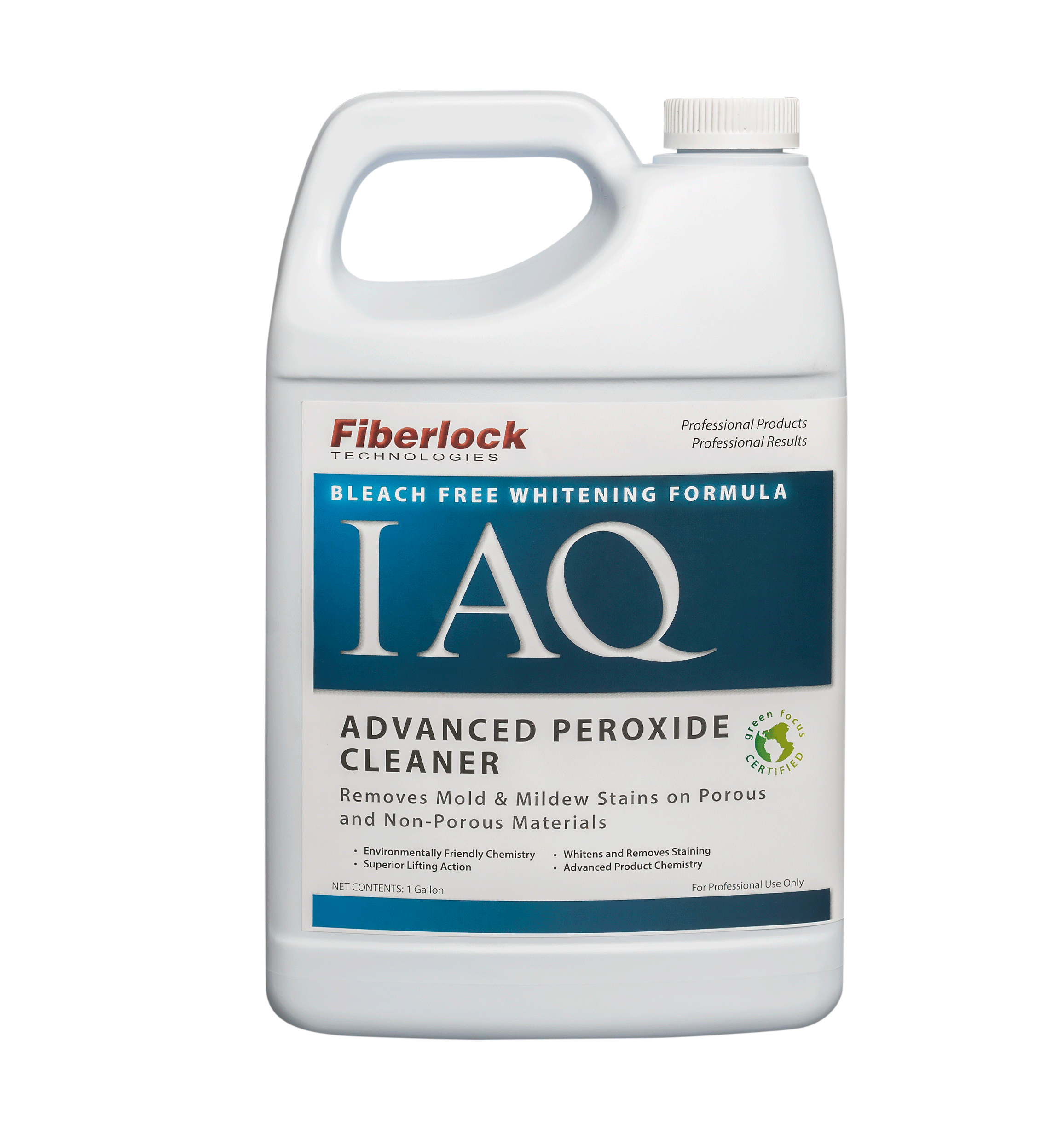 Fiberlock Advanced Peroxide Cleaner - Mold Stain Remover