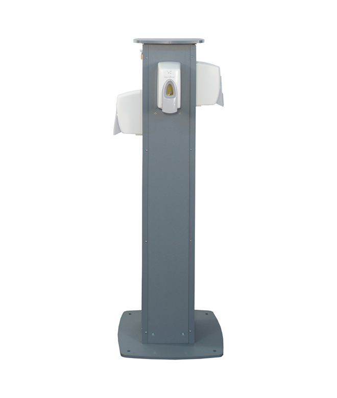 PolyPortable Hand Sanitizer Station - Portable Wash Stand