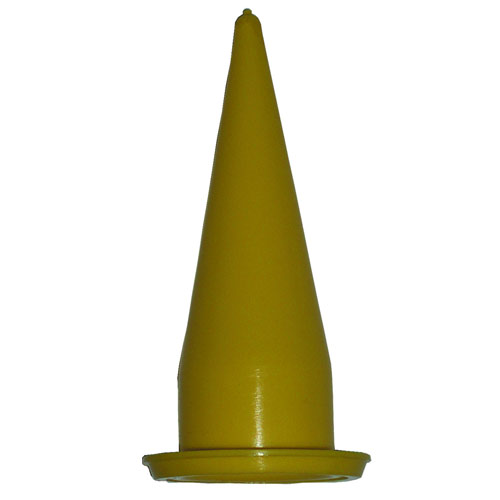 Yellow Plastic Cone for FCS-620 Ring, Model 620-AL