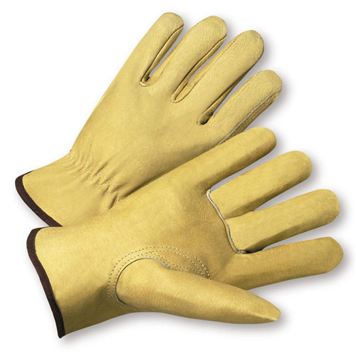 West Chester Pigskin Leather Glove 9940K - XL (dozen)