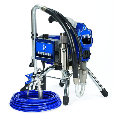 Graco Ultra 395 Paint Sprayer - Airless Electric