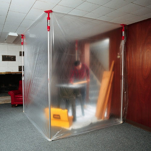 Poly Hanger 3 100 Cs Plastic Poly Sheeting Hanging