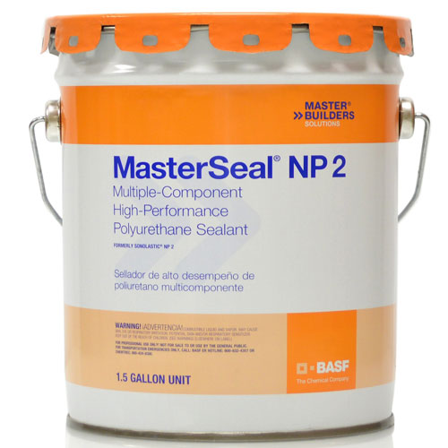 BASF MasterSeal NP2 on sale