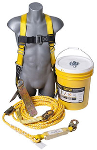Guardian Fall Protection Safety Kit on sale