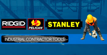 Industrial Contractor Tools