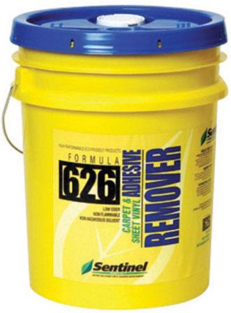 Sentinel 626 Carpet Adhesive Remover