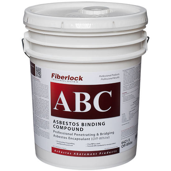 ABC Asbestos Binding Compound | Encapsulant Coating