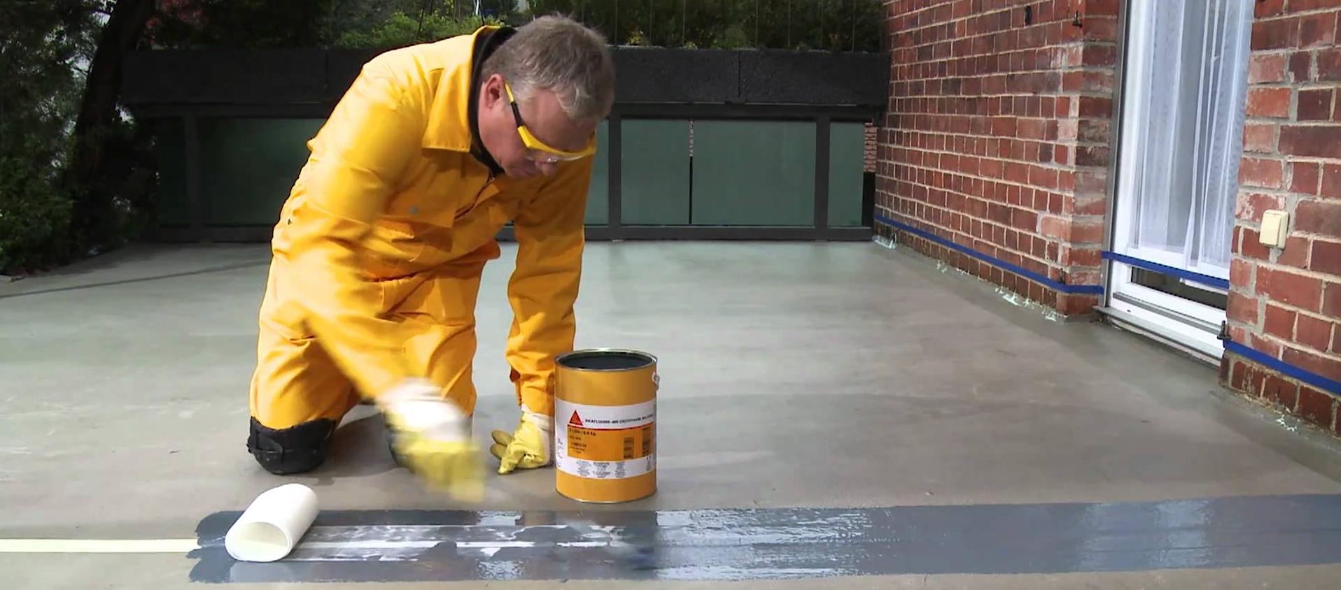 Concrete Restoration - Bonding, Anchoring & Crack Repair
