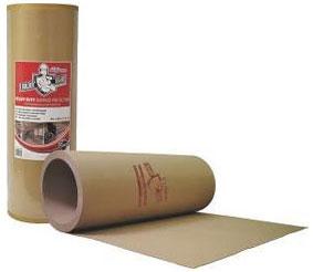 Job Site Flooring Protection Protective Film Amp Kraft Paper
