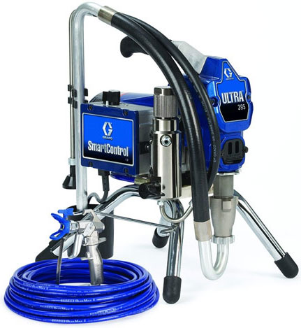 Graco Paint Sprayer | Ultra 395 Electric Airless