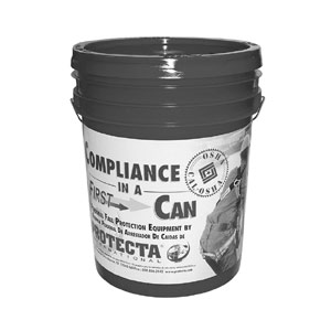 Compliance in a Can