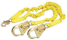 Double leg Shock Absorbing Lanyard DBI1224409