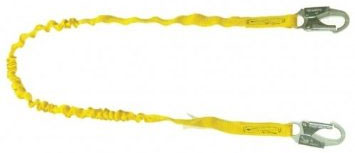 6' Double leg Internal Shock LANYARD 11202